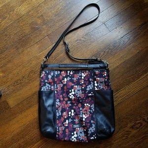Coach Crossbody Splotch Patterned Bag